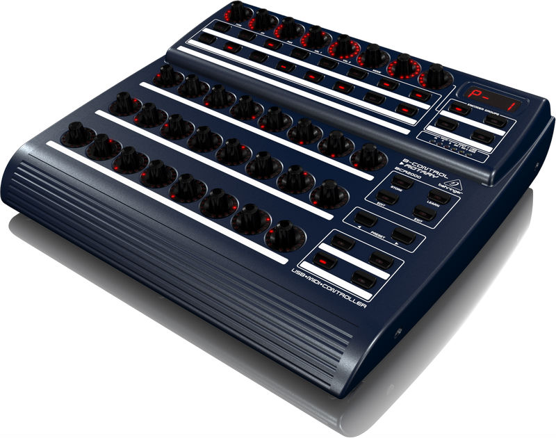 BCR2000 MIDI