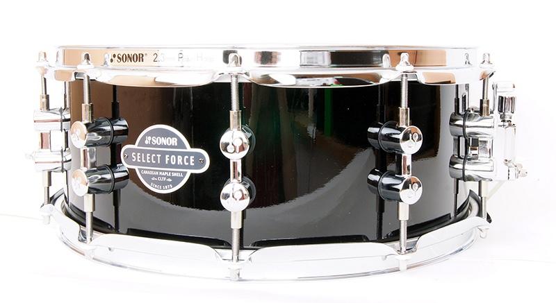 17314840 SEF 11 1455 SDW 11234 Select Force Малый барабан 14`` x 5,5``, черный