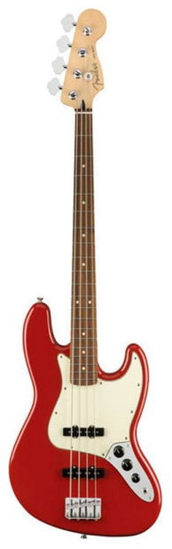 PLAYER JAZZ BASS LH PF SRD