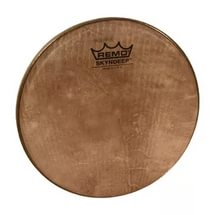 DA-3386-SD-001 Doumbek Drumhead, S Series, SKYNDEEP®, 8.625` Diameter, 3/8` Collar, Thin Hoop, `Fish Skin` Graphic