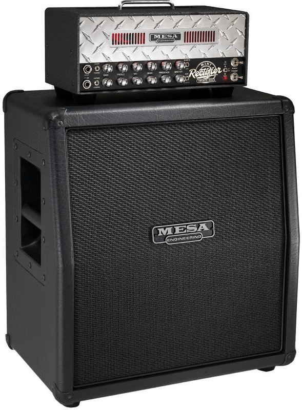 MINI RECTO Slant 1x12