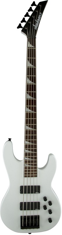 X Series Concert™ Bass CBXNT V, Rosewood Fingerboard, Snow White