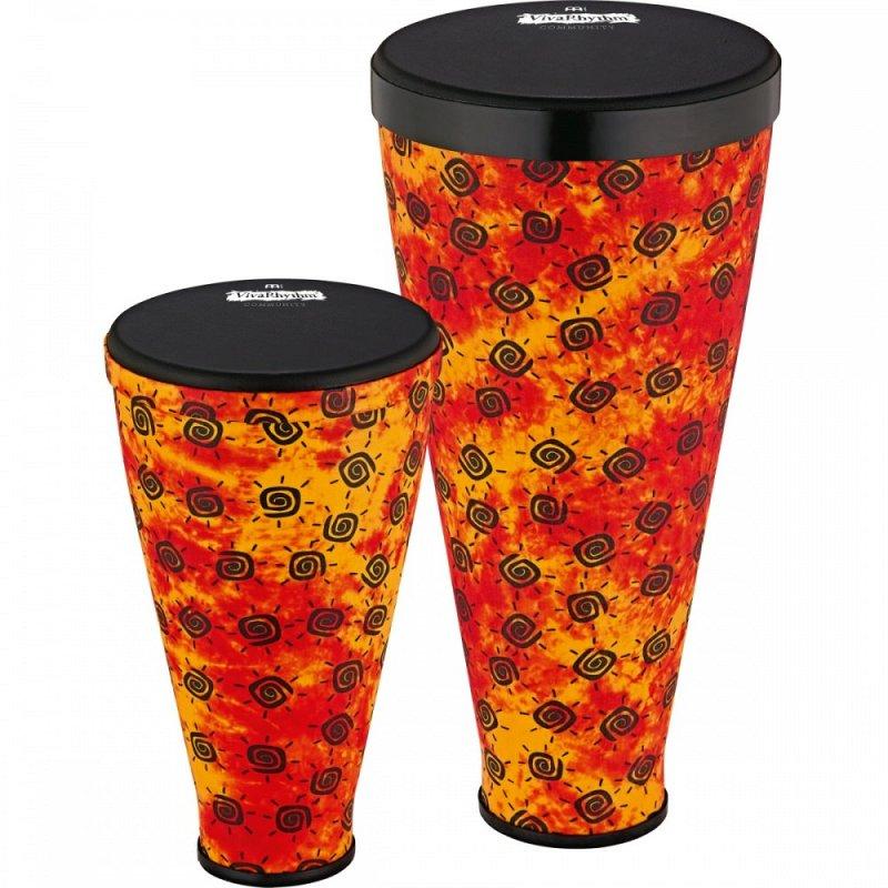 VR-SDSET-NH Soft Sound Series Набор барабанов 9,5 и 12`, пластик Napa