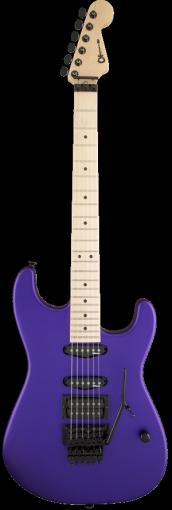 ® USA Select San Dimas® Style 1 HSS FR, Maple Fingerboard, Satin Plum фото