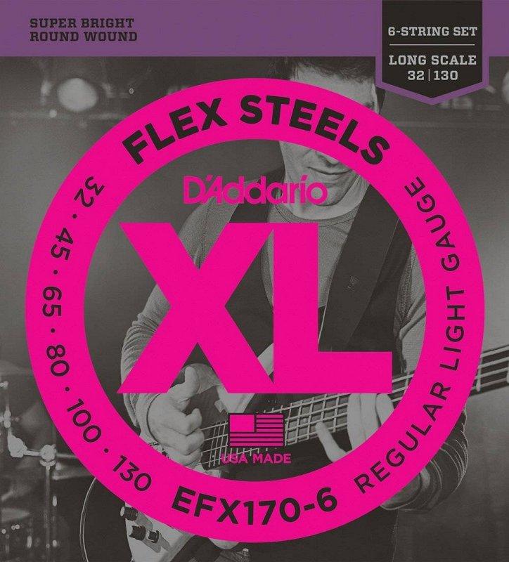 EFX170-6 SET BASS FLXST