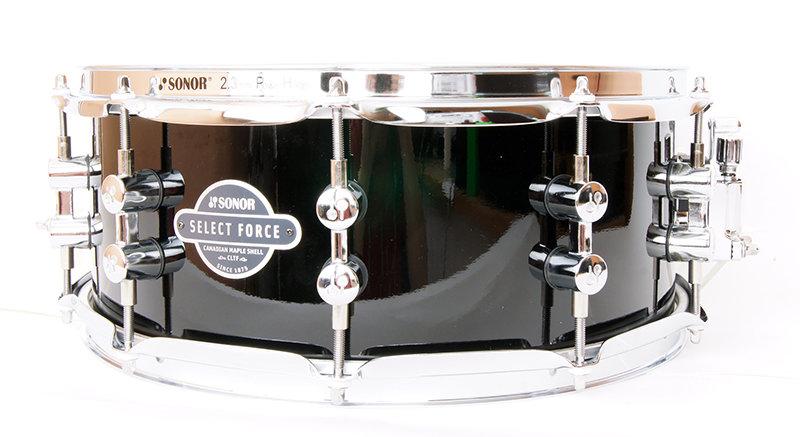 17315040 SEF 11 1465 SDW 11234 Select Force Малый барабан 14`` x 6,5``, черный