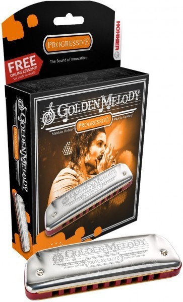 Golden Melody 542/20 F# (M542076X)
