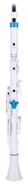 Clarineo (White/Blue)