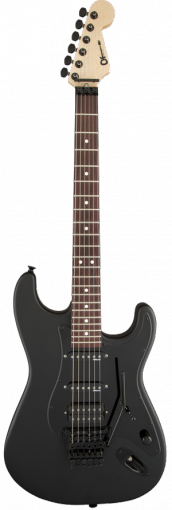 ® USA Select So-Cal HSS FR, Rosewood Fingerboard, Pitch Black