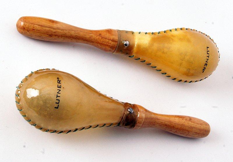 PX-2 Маракасы кожаные, средние