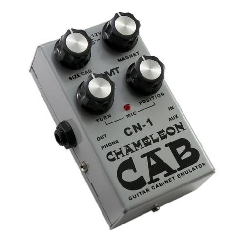 CN-1 «Chameleon CAB» Гитарный эмулятор кабинета