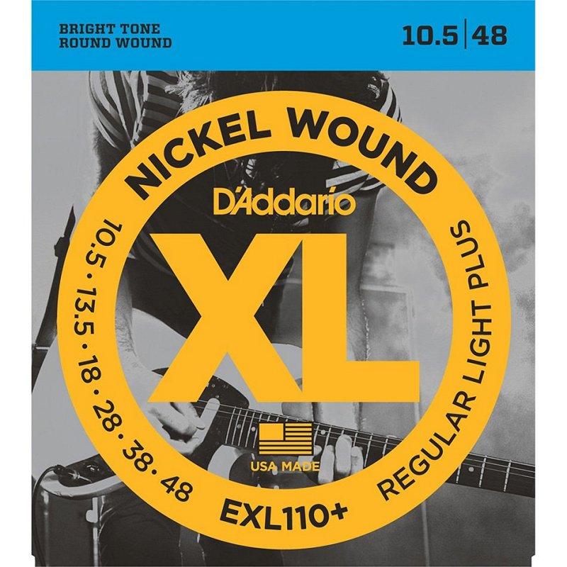 EXL110+ SET ELEC GTR XL REG LITE PLUS