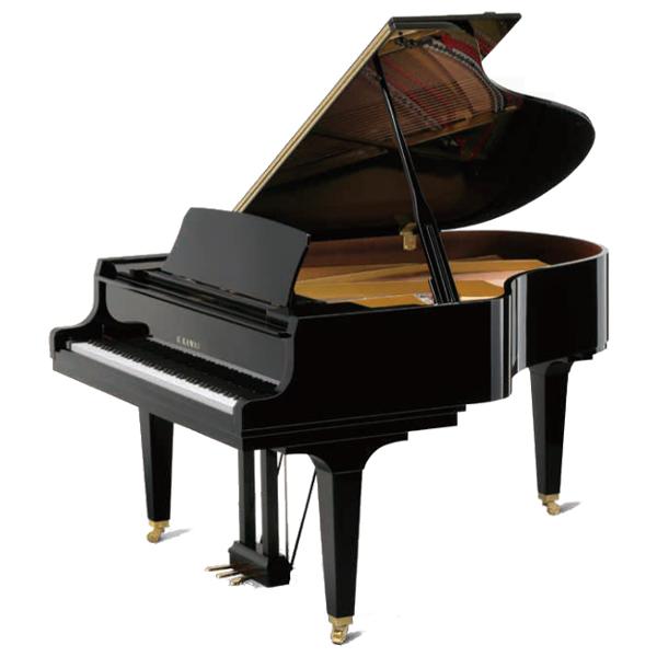 GL-50 M/PEP рояль/Длина188см/черный полированный/покрытие клавиш акрил/фенол