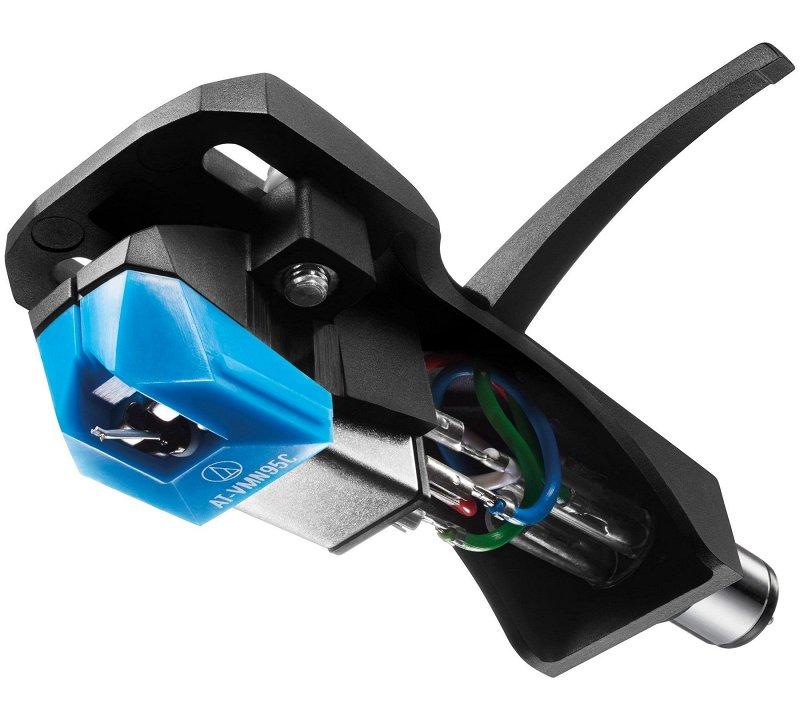 VM95C/H Cоставная сферическая игла в комплекте с Хэдшеллом, цвет голубой
