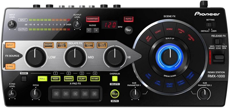 RMX-1000 DJ