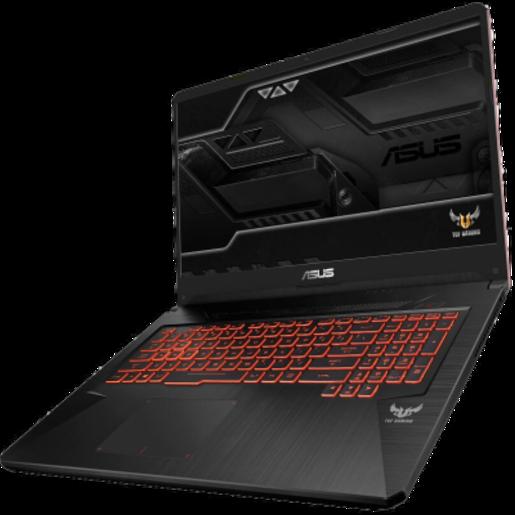 ASUS TUF FX705GD-EW217T 17.3`FHD 60HZ/I7-8750H/8GB/1TB+256GB SSD/GTX 1050/WINDOWS 10 HOME