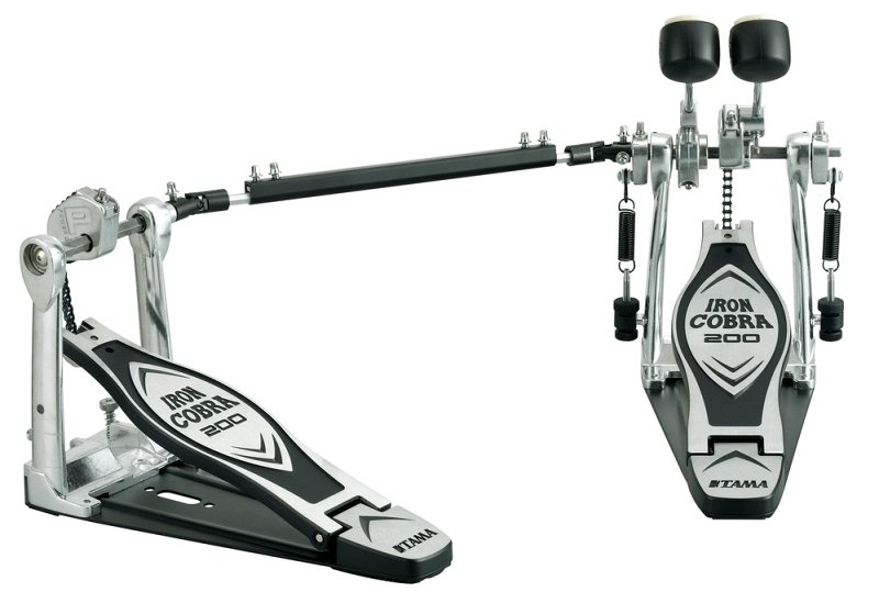 HP200PTW TWIN PEDAL
