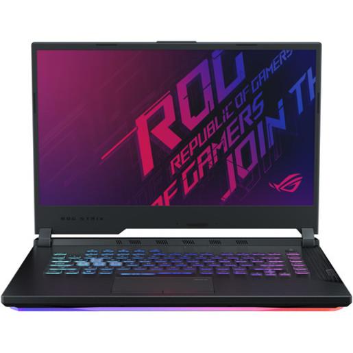 ASUS ROG STRIX GL531GU-AL357 15.6`FHD 120HZ/I7-9750H/16GB/512GB SSD/GTX 1660TI/DOS/BLACK W/LIGHTBAR