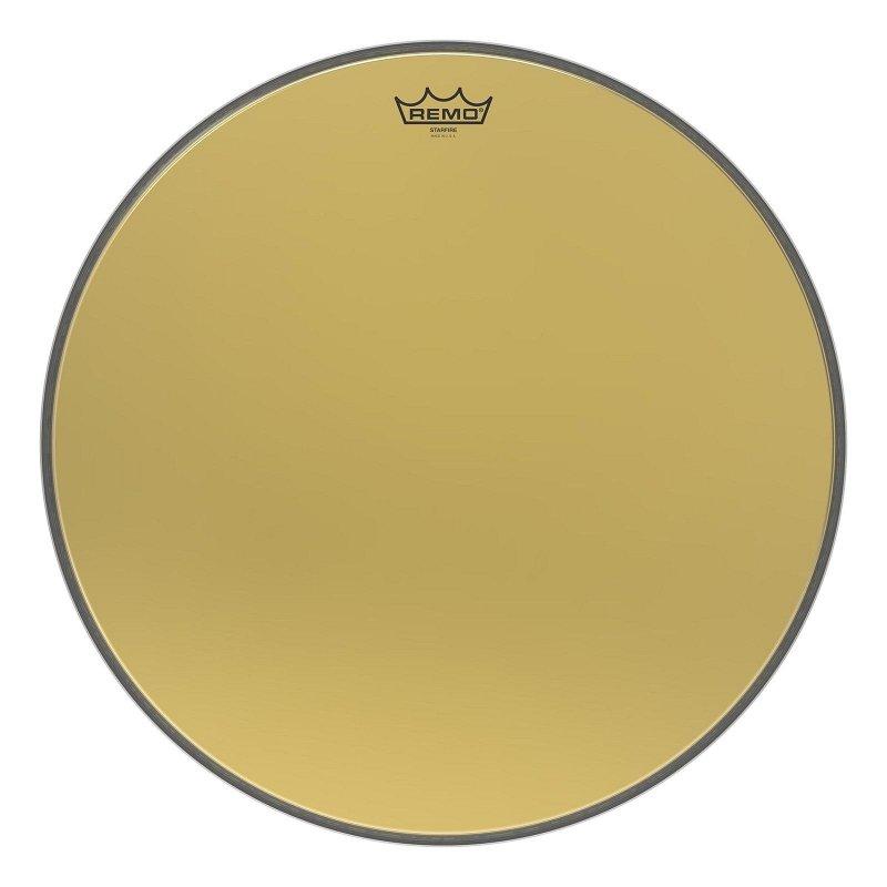 GD-1022-00- Bass, Gold Starfire, 22` Diameter