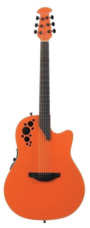 1868TX-GO Elite TX Super Shallow Gloss Orange фото