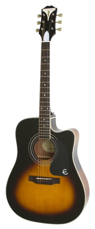 PRO-1 ULTRA Acoustic/Electric Vintage Sunburst