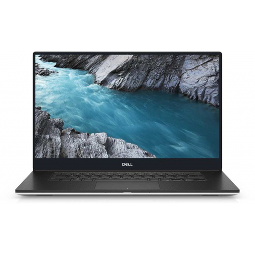 DELL XPS 15.6`FHD 500-NITS/I5-9300H/8GB/512GB SSD/GTX 1650 4G/WINDOWS 10 HOME/SILVER/KB
