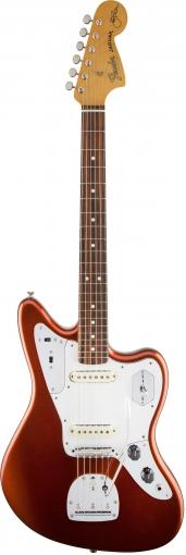 Johnny Marr Jaguar, Rosewood Fingerboard, Metallic KO