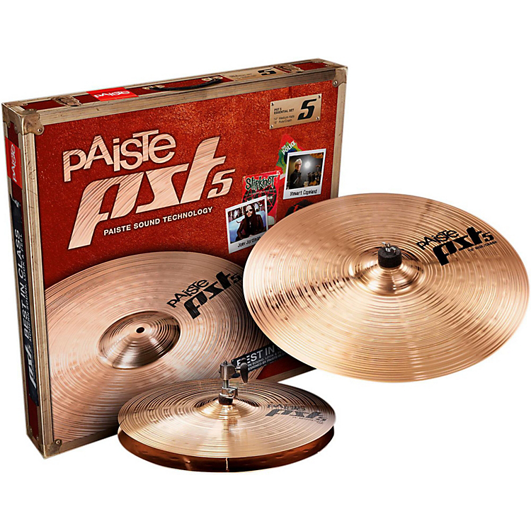 PAISTE PST 5 N ESSENTIAL SET 14/18  фото