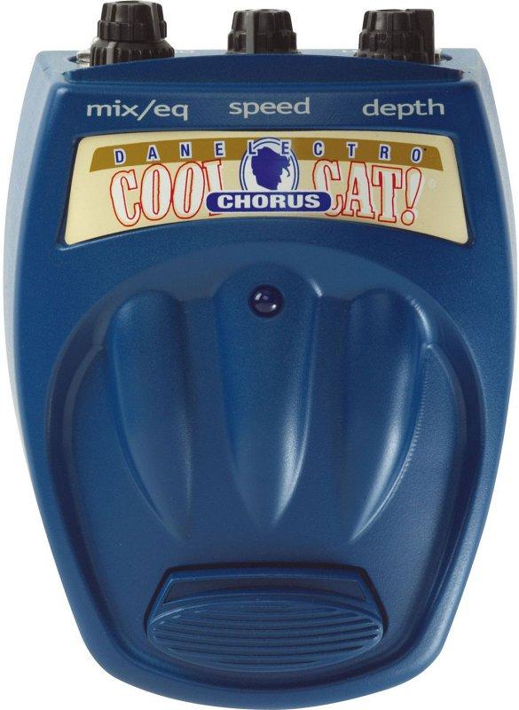 CC1 Cool Cat Chorus педаль эффекта хорус