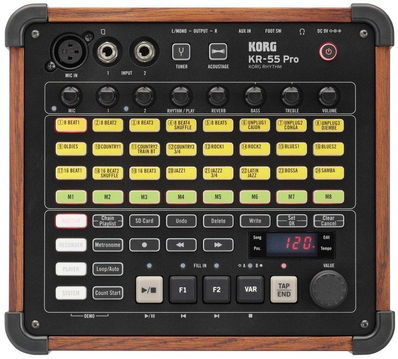 KR-55 Pro, KORG  - купить со скидкой