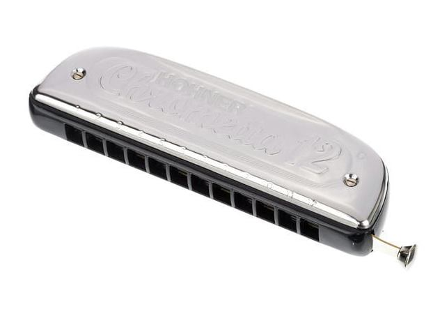 Chrometta 12 255/48 C (M25501), Chromatic, 12, 48.