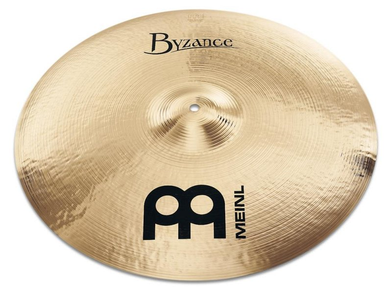 MEINL RUS B20MR-B BYZANCE BRILLIANT MEDIUM RIDE  фото