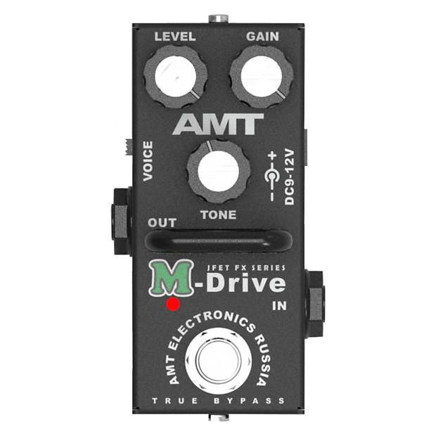 MD-2 M-Drive mini Гитарная педаль перегруза