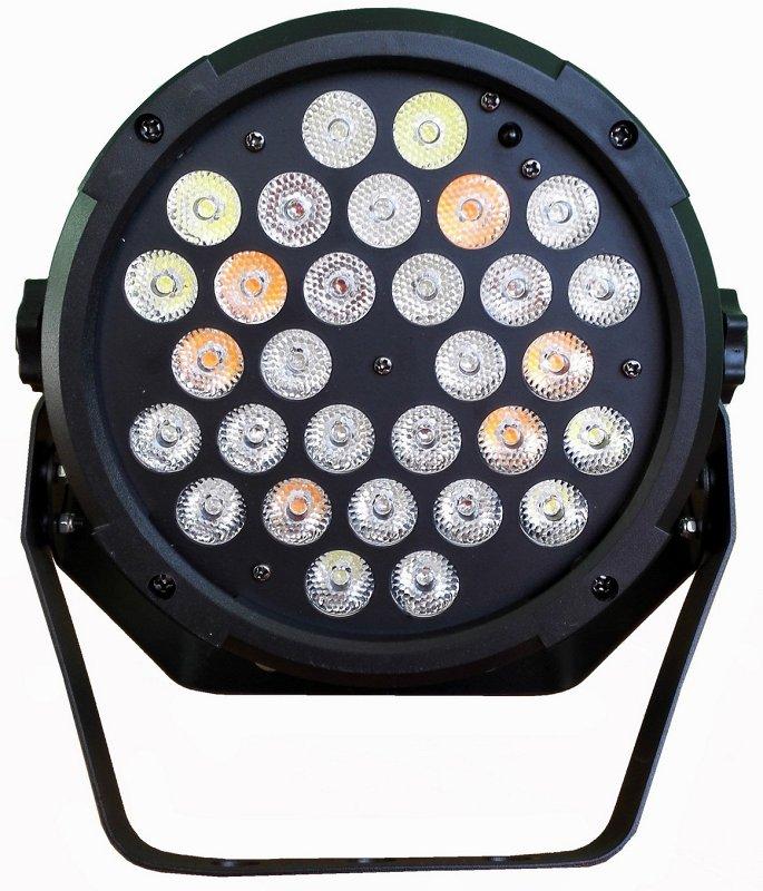 Light PAR LED 130 RGBWA Светодиодный прожектор