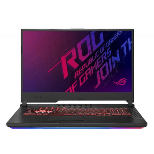 ASUS ROG STRIX GL731GU-EV136 BTS19 17.3`FHD 144HZ/I7-9750H/16GB/1TB+256GB SSD/GTX 1660TI/DOS
