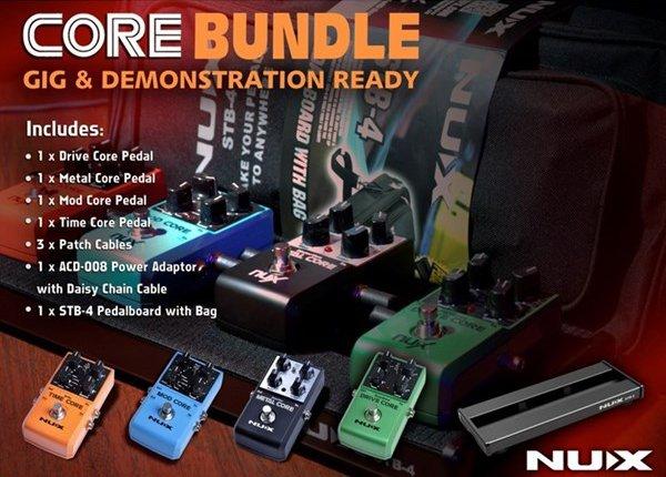 Core-Bundle Core-Bundle Комплект педалей эффектов