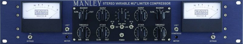 STEREO VARIABLE MU with HP SC, MS & T-Bar Mod фото