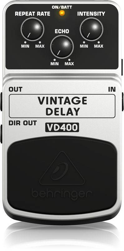 VINTAGE DELAY VD400