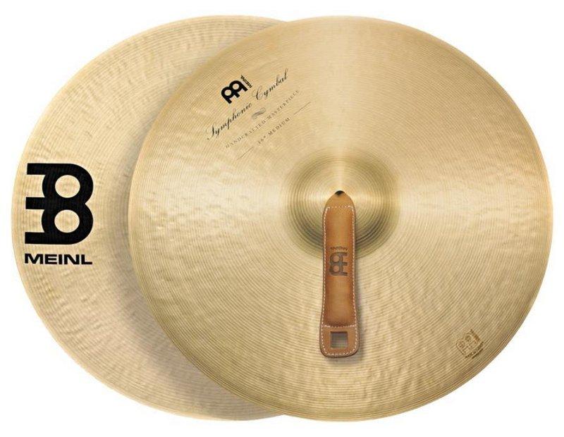 SY-16M Symphonic Cymbals Medium Тарелки оркестровые 16`, пара