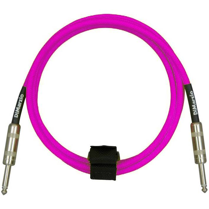 INSTRUMENT CABLE 10` NEON PINK EP1710SSPK