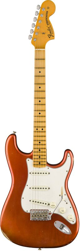 2018 RELIC® 1968 STRATOCASTER® - FADED/AGED CANDY APPLE RED