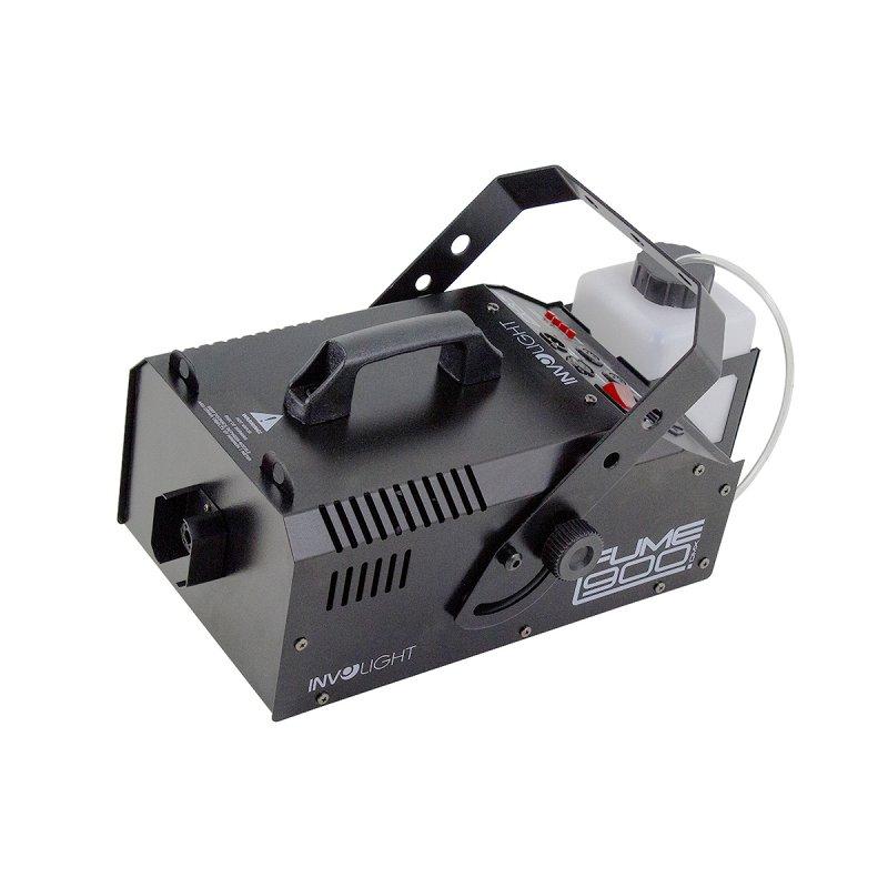 Fume900DMX - Генератор дыма 850 Вт. Беспроводной пульт ДУ, DMX 512-1канал