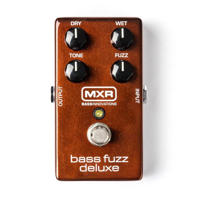 DUNLOP M84 MXR Bass Fuzz Deluxe