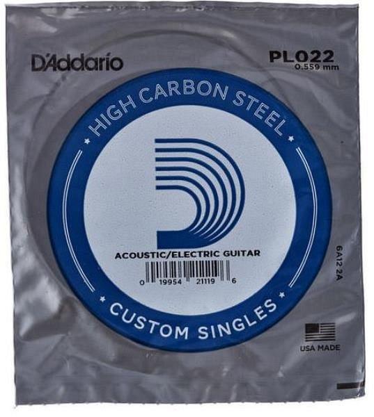 PL022 SINGLE PLAIN STEEL 022 фото