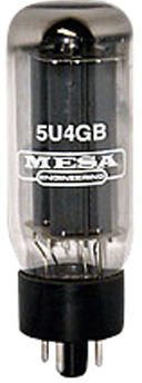 5U4GB RECTIFIER-SHORT VERSION TUBE (INDIVIDUAL)
