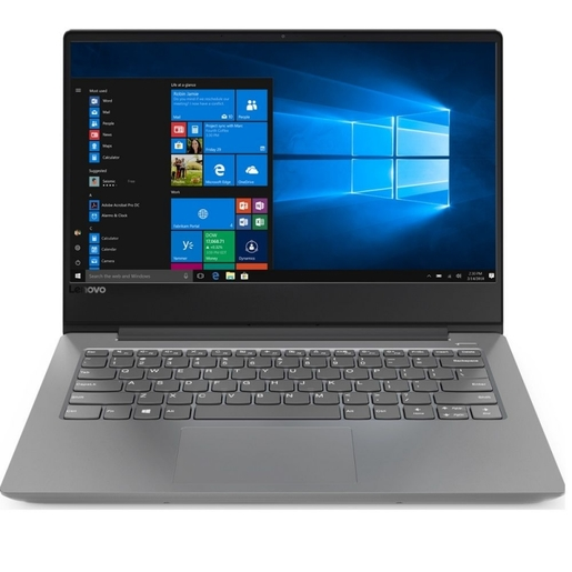 LENOVO IDEAPAD 330S 14` FHD/I5-8250U/4GB/256GB SSD/INTEGRATED/NO DVD/DOS/PLATINUM GREY