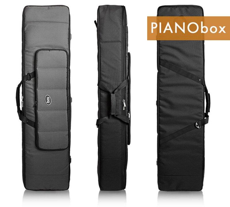 PIANObox_88 CASUAL чехол легкий для синтезатора, клавишных инструментов