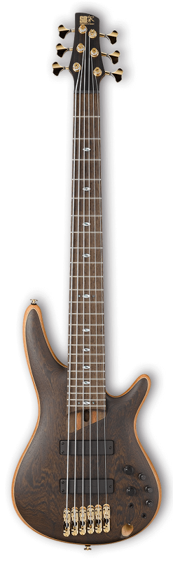 SR5006-OL, 6-ти струнная бас-гитара с кейсом