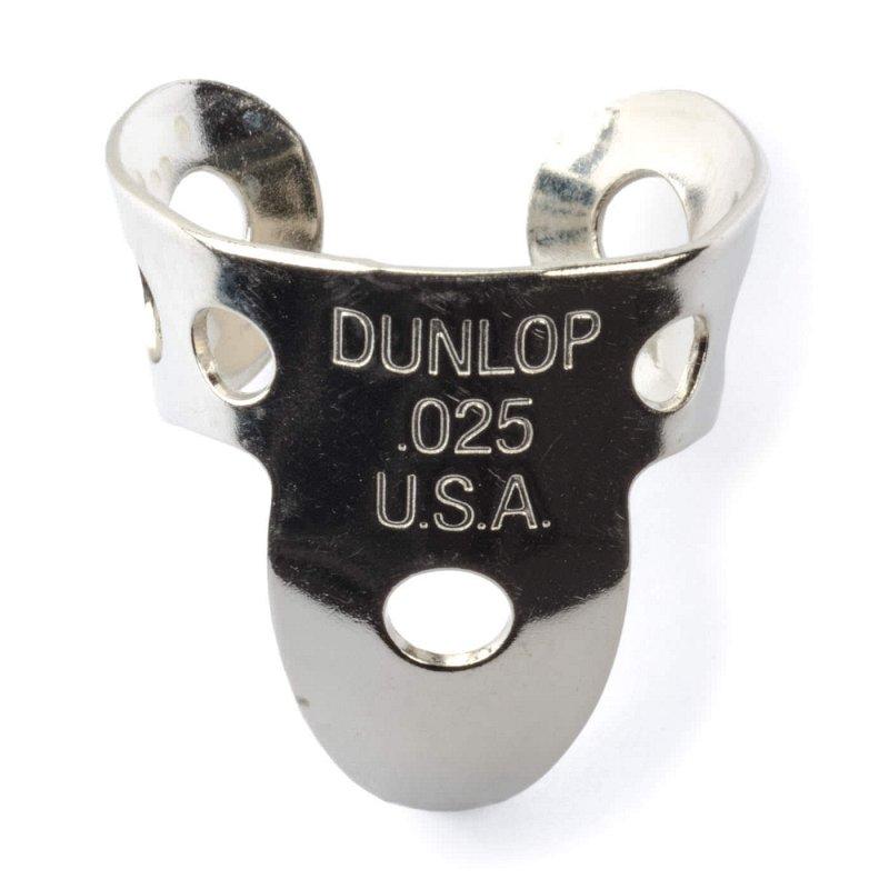33P.025 Nickel Silver Медиатор на палец 5шт,нейзильбер, толщина .025
