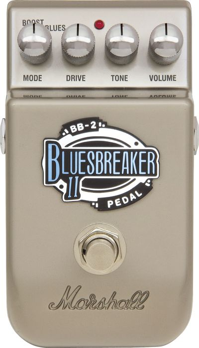 BB-2 THE BLUESBREAKER II EFFECT PEDAL